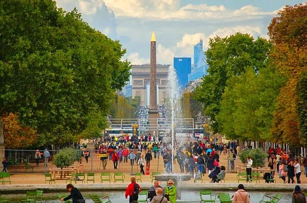 Paris Egyptian Obelisk