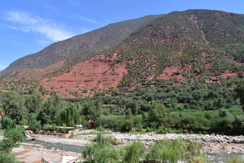 Picture of Atlas Mountain range Morocco