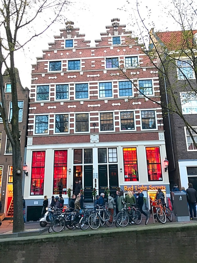 Picture of Prostitution Museum in Amsterdam Red Light District