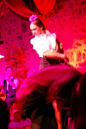 Picture of Son Amar Flamenco Dancer in Mallorca