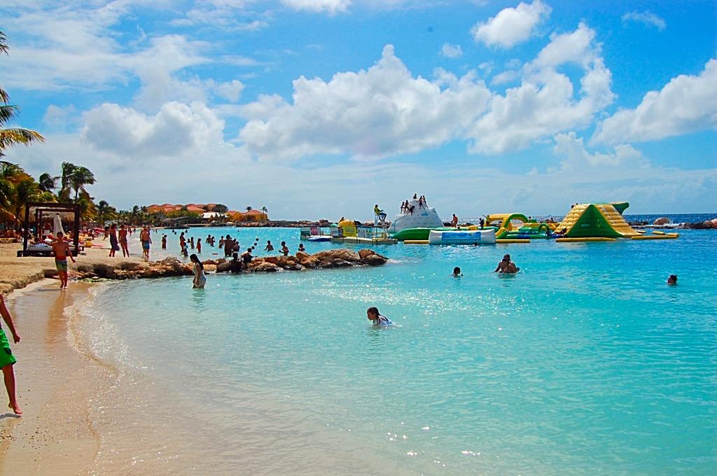 Picture of Caribbean Beach Curacao Mambo Beach