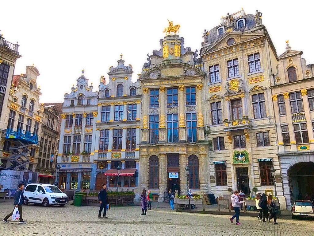 Picture of Brussels Grand Place