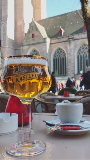 Picture of Kasteel Beer in Bruges Belgium
