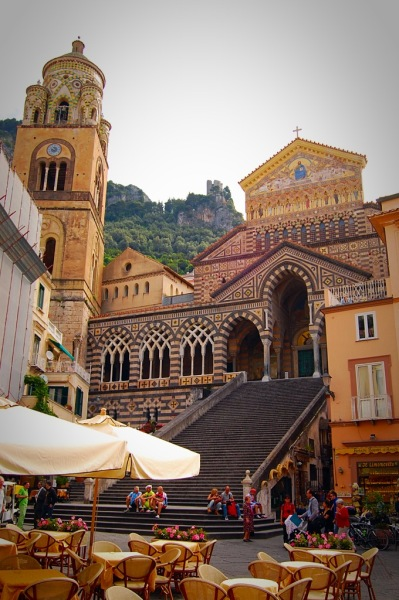 Picture of the Amalfi Cathedral