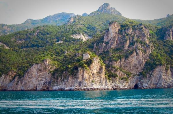 Picture of Amalfi Coast Craggy Cliffs