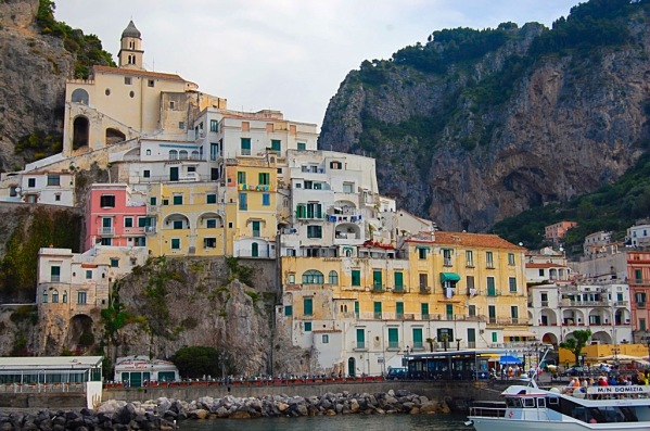 Picture of Amalfi Italy
