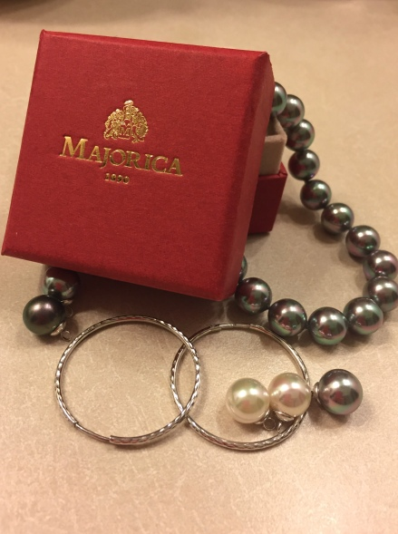 Picture of Majorica Pearls