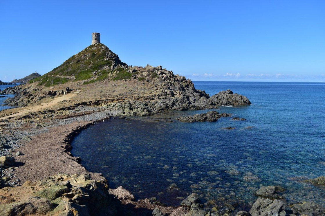 Picture of Parata Tower Corsica France