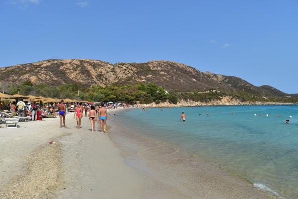 Picture of Spiaggia di Tuerredda Beach Sardinia