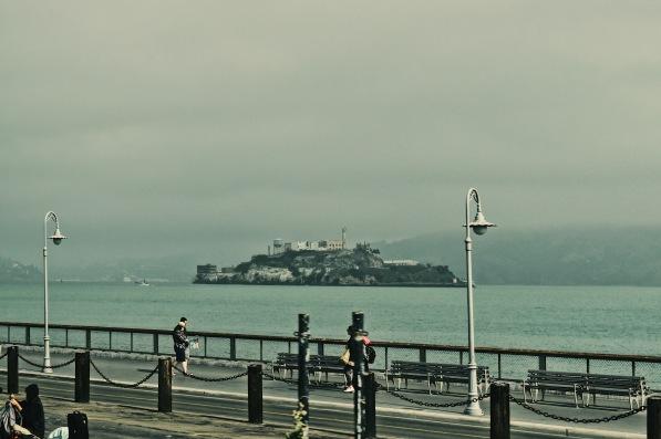 Picture of Alcatraz Island