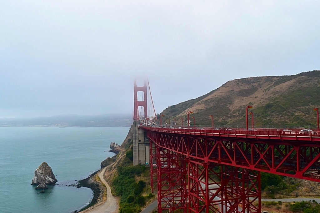 Picture of the Golden Gate Bridge