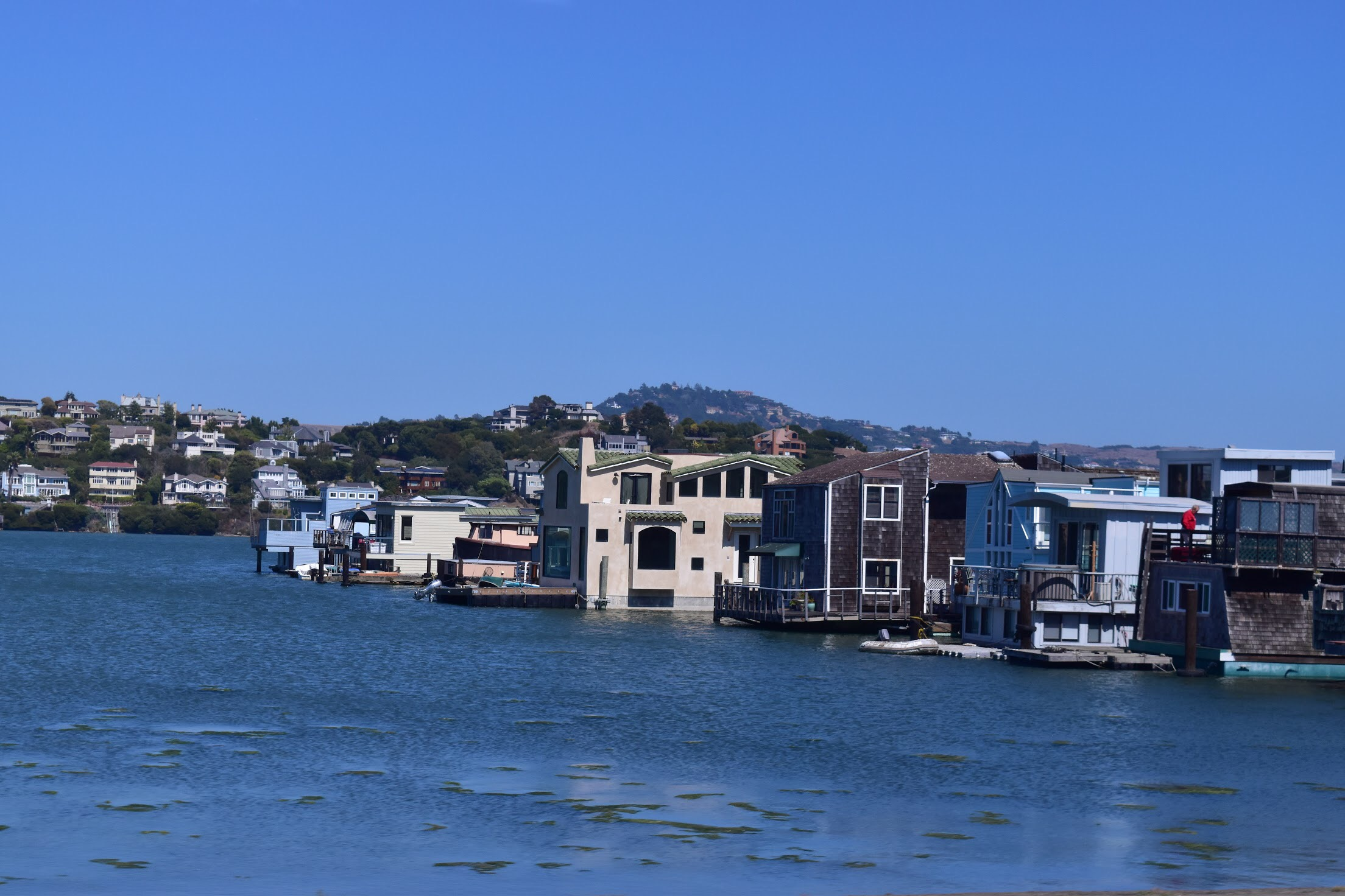 Picture of Sausalito House Boats
