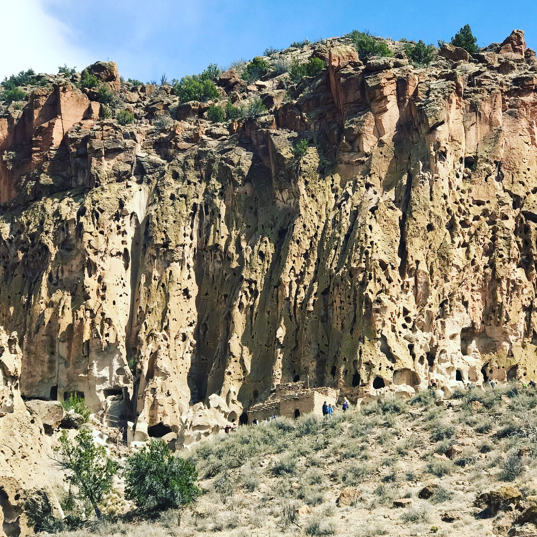 Picture of Bandelier National Monument